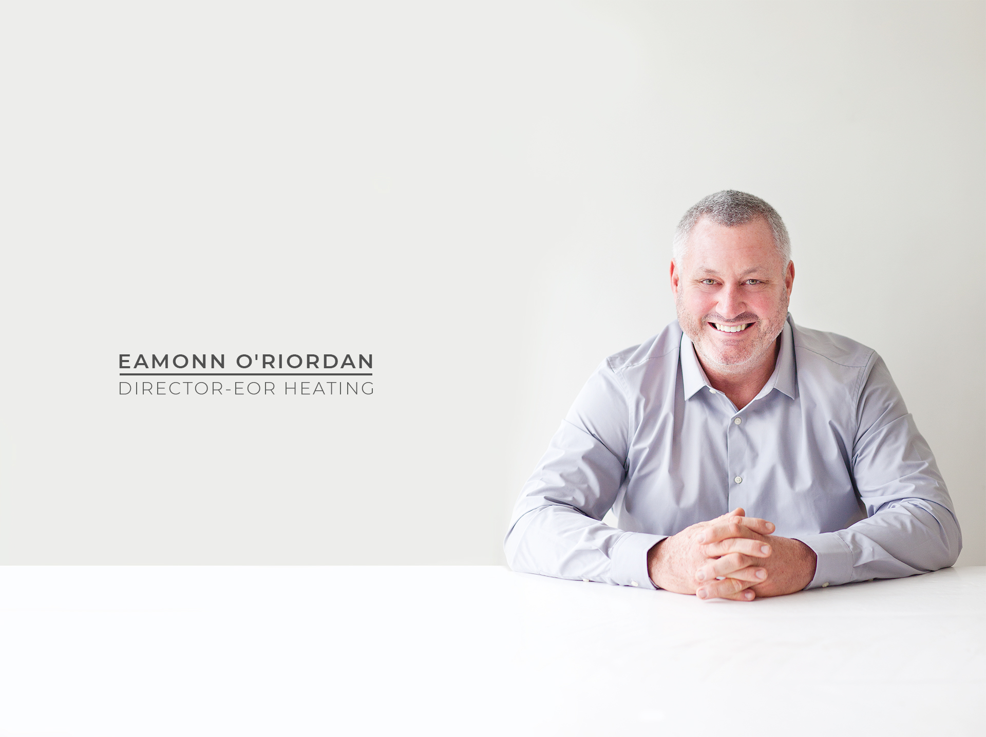 Eamonn O'Riordan