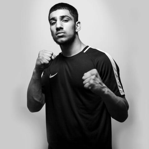 WFABC Boxer Peter Miranda Photographer